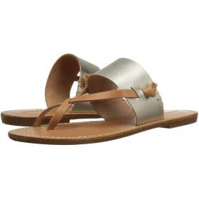 [ソルドス] レディース サンダル Slotted Thong Sandal [並行輸入品]