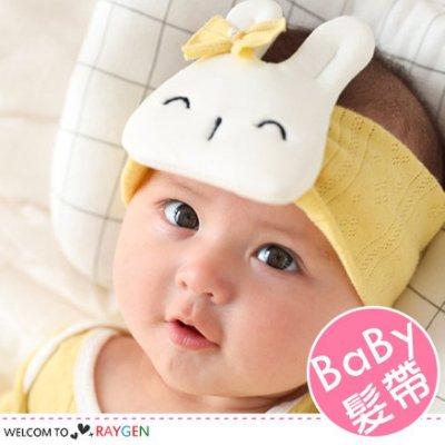 HH婦幼館 韓版女童小白兔鏤空髮帶 髮圈 髮飾【2F232G062】