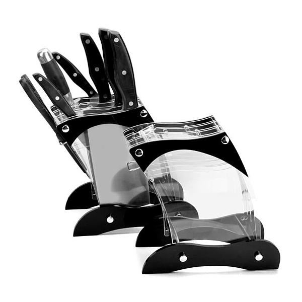 亞克力刀架刀座菜刀架不含刀具