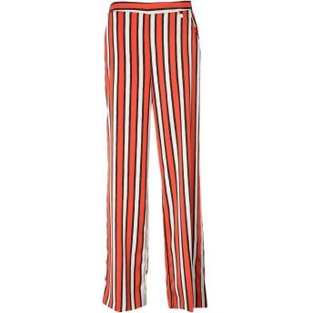 《セール開催中》FLY GIRL レディース パンツ 赤茶色 38 ポリエステル 98% / ポリウレタン 2%