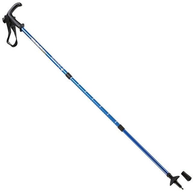 長さ90-120cm キャプテンスタッグ メンズ レディース トレッキングステッキ FEEL BOSCO 登山 ハイキング トレッキングポール アウトドアストック I型 M9838