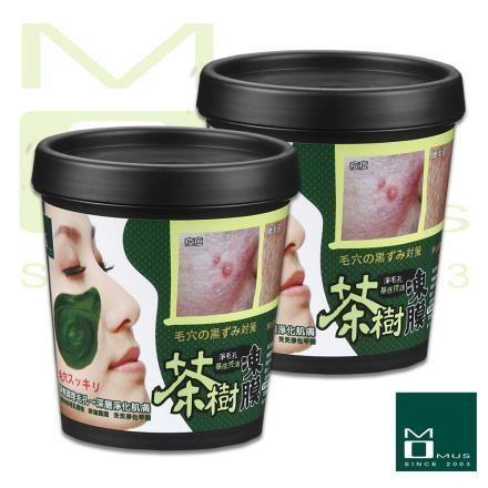 MOMUS 茶樹淨化調理凍膜 250g ( 2入 )