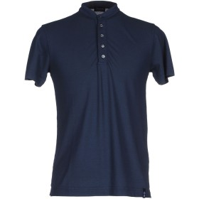 《セール開催中》DRUMOHR メンズ T シャツ ブルー S 100% コットン