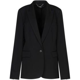 《セール開催中》STELLA McCARTNEY レディース テーラードジャケット ブラック 44 ウール 100%