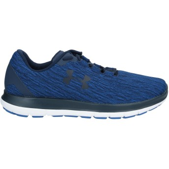 《セール開催中》UNDER ARMOUR メンズ スニーカー&テニスシューズ(ローカット) ブルー 7 紡績繊維