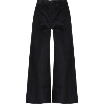 《セール開催中》NINE: INTHE: MORNING レディース パンツ ブラック 26 コットン 96% / カシミヤ 4%