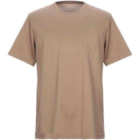 《セール開催中》CIRCOLO 1901 メンズ T シャツ サンド XXL コットン 100%
