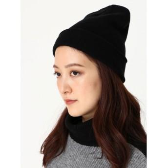 エゴイスト EGOIST ベーシックニット帽 (BLACK)