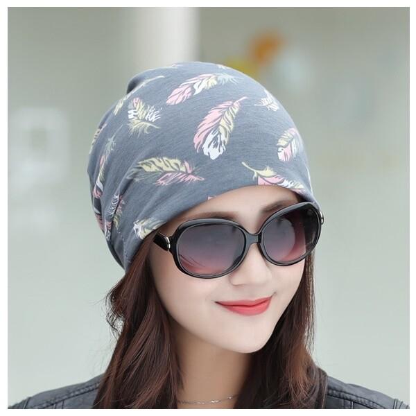 韓版孕婦四季薄款帽產後月子帽包頭帽化療帽