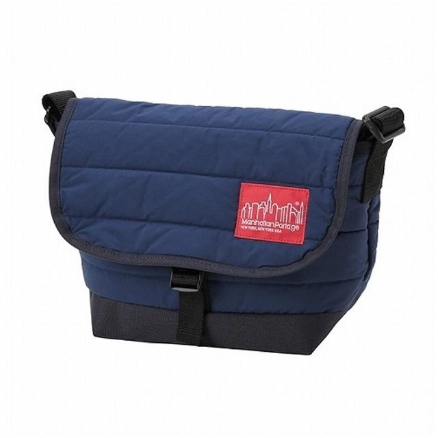 [マルイ] Quilting Fabric Messenger Bag/マンハッタンポーテージ(Manhattan Portage)