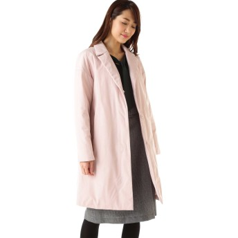 NATURAL BEAUTY メモリーツイルコート その他 コート,ピンク1