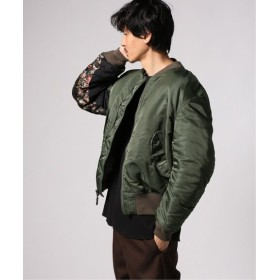 JOURNAL STANDARD 90S ARMY TEX MA-1 カーキ M