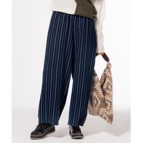 ワイドパンツ (大きいサイズレディース)パンツ,plus size, Pants, 子, 子