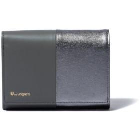 U by ungaro ルミエール L字ファスナー折り財布