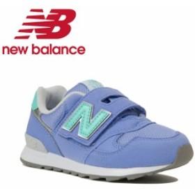 ニューバランス ジュニアシューズ ジュニア PO313 PO313LC new balance キッズシューズ キッズ リリック run