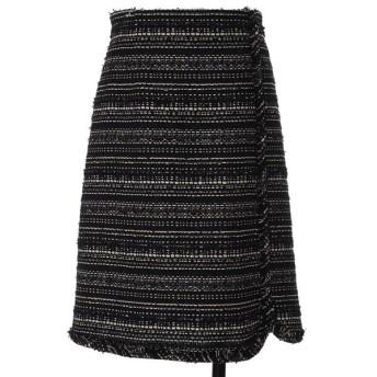 ef-de / 《Maglie par ef-de》ラメツイードスカート