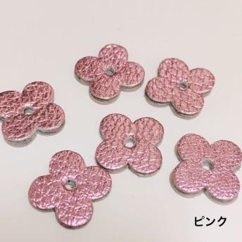ヤギ革フラットレザーSサイズ ピンク