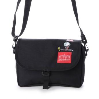マンハッタンポーテージ Manhattan Portage Manhattan Portage × PEANUTS Far Rockaway Bag (Black)