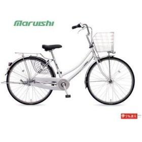 """(店舗受取送料割引)丸石サイクル(MARUISHI) ケープ Wループ 26"""" CAWP263E ファミリーサイクル"""