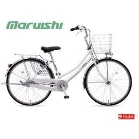 """(店舗受取送料割引)丸石サイクル(MARUISHI) ケープ Wループ 27"""" CAWP273E ファミリーサイクル"""