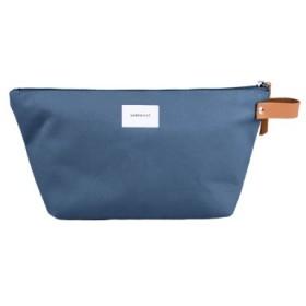 (Bag & Luggage SELECTION/カバンのセレクション)サンドクヴィスト ポーチ 小物入れ メンズ SANDQVIST cleo/ユニセックス ブルー系1