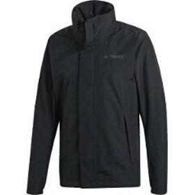 クライマプルーフ 2L AX ジャケット [サイズ:L] [カラー:ブラック] #FSC94-DT4127 アディダス ADIDAS スポーツ・アウトドア