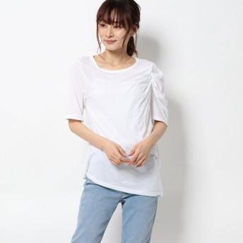 クルー Clu CLU 半袖プルオーバー (ホワイト)