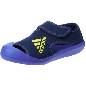 [アディダス] キッズサンダル 子供用アルタベンチャー [AltaVenture Shoes](CEW50) レジェンドマリン/トゥルーブルー/ショックイエロー(D97901) 20 cm