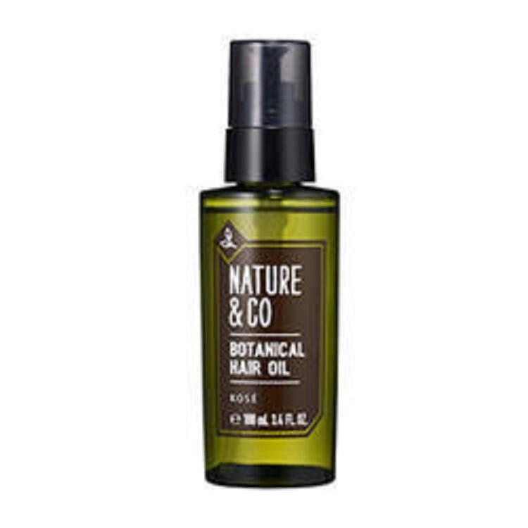 kose 高絲 anture & co 植淬舒活護髮油(100ml/瓶)