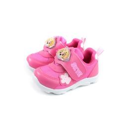PAW PATROL  運動鞋 電燈鞋 魔鬼氈 童鞋 桃紅色 小童 童鞋 D93015-160 no027