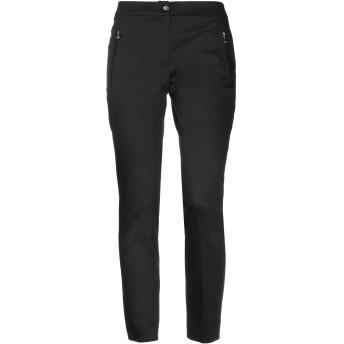 《セール開催中》MOSCHINO レディース パンツ ブラック 40 コットン 96% / 指定外繊維 4%