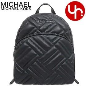 マイケルコース MICHAEL KORS バッグ リュック 35T9UAYB2T ブラック アビー キルティング レザー ミディアム バックパック アウトレット レディース
