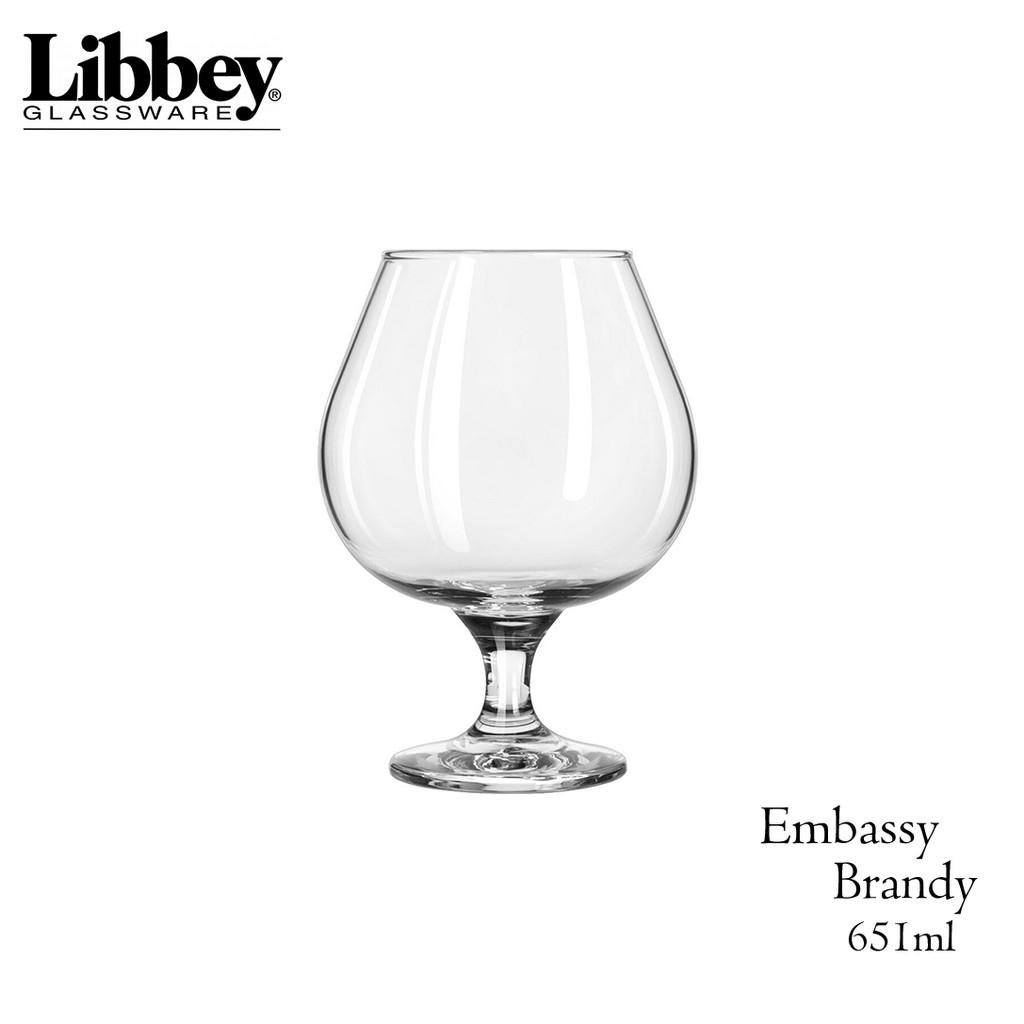 美國LIBBEY Embassy白蘭地杯651ml 冰沙杯 玻璃杯 高腳玻璃杯 大玻璃杯 酒杯