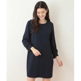 ボタンデザインドレス【お取り寄せ商品】