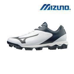 MIZUNO 美津濃 WAVE SELECT NINE 男女棒壘球鞋 寬楦 11GP192214
