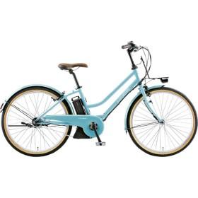 26型 電動アシスト自転車 LGS ASCENT city アセント シティ 390mm(OCEAN BLUE/内装3段変速) 71258005