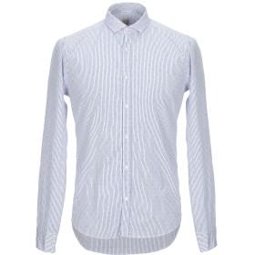 《セール開催中》GMF 965 メンズ シャツ ホワイト 39 コットン 100%