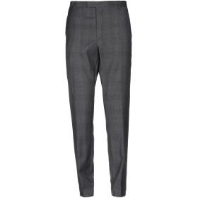 《セール開催中》STRELLSON メンズ パンツ 鉛色 56 バージンウール 100%