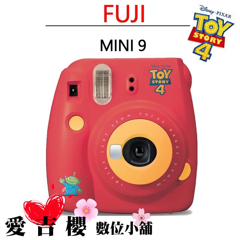 富士 FUJIFILM instax mini 9 玩具總動員 平輸 全新 免運 拍立得 總動員4 Toy Story4