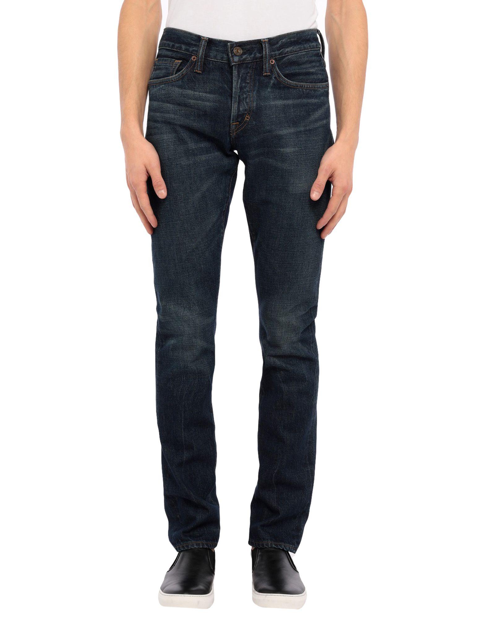 TOM FORD Denim pants - Item 42775306