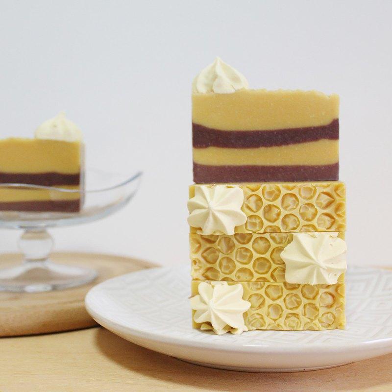 嗡嗡 | 蜂蜜牛乳皂