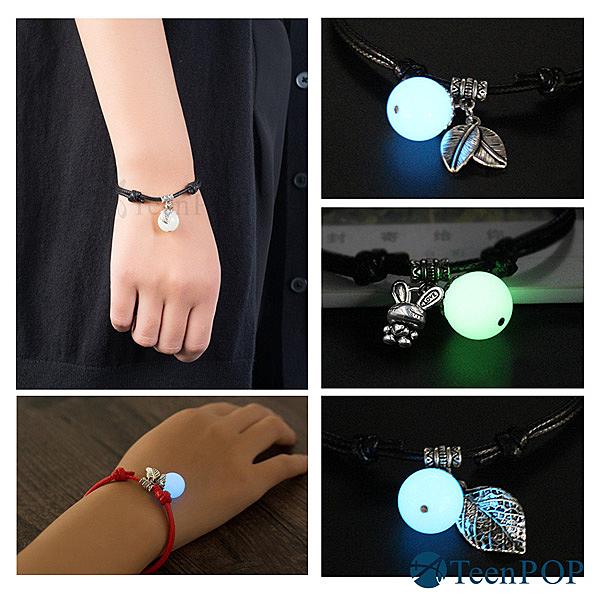夜光手鍊手環 ATeenPOP 個性民族風 多款任選 情侶畢業生日交換禮物