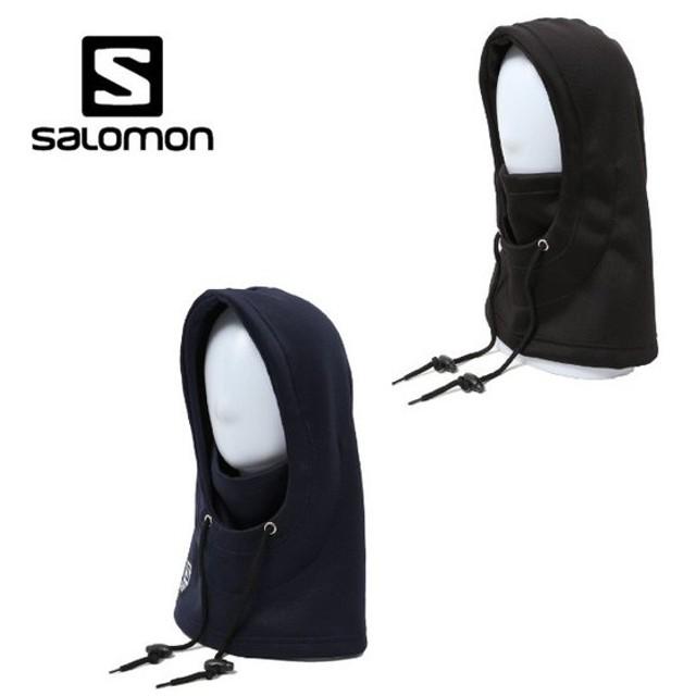 サロモン フェイスマスク メンズ レディース STORM HOOD WARMER  salomon