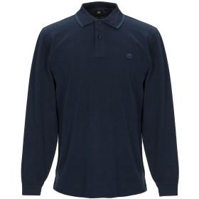 《セール開催中》ASCOT SPORT メンズ ポロシャツ ダークブルー M コットン 100%