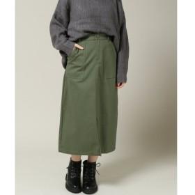 [マルイ]【セール】ベルト付チノタイトスカート/レイカズン(RAY CASSIN)