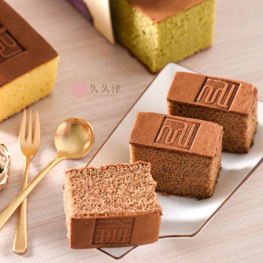 [久久津乳酪] 長崎蛋糕-伯爵茶