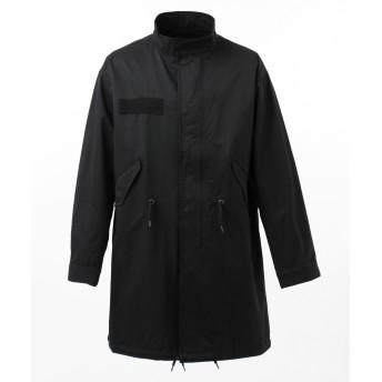 【オンワード】 SHARE PARK MENS(シェアパーク メンズ) モッズ コート ブラック 1 メンズ 【送料無料】