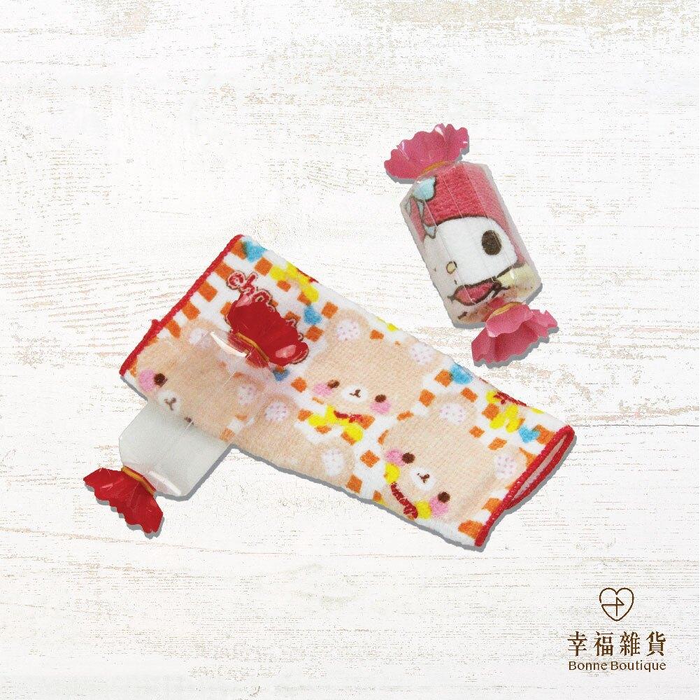 糖果造型手帕盒組 手帕盒組 手巾 手帕 毛巾 糖果造型盒 婚禮小物 【Bonne Boutique幸福雜貨】