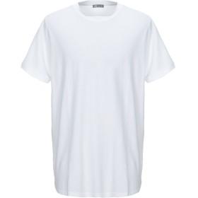 《セール開催中》FRADI メンズ T シャツ ホワイト M コットン 100%
