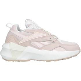 《セール開催中》REEBOK レディース スニーカー&テニスシューズ(ローカット) ピンク 5.5 紡績繊維